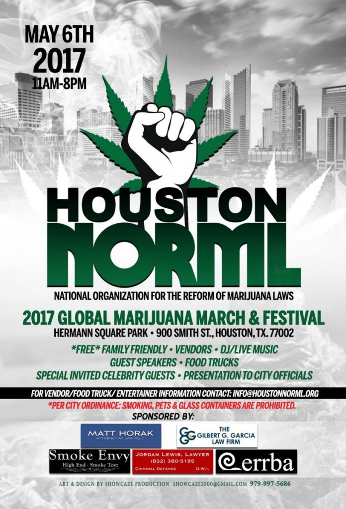 2017 Global Marijuana March