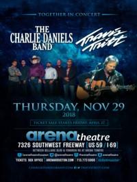 Charlie Daniels Band Travis Tritt