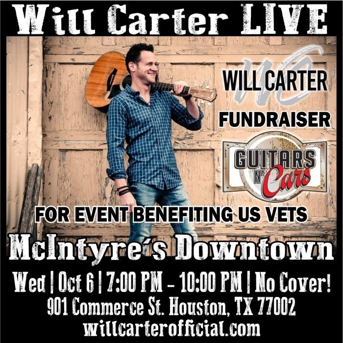 Will Carter Guitars 'n' Cars