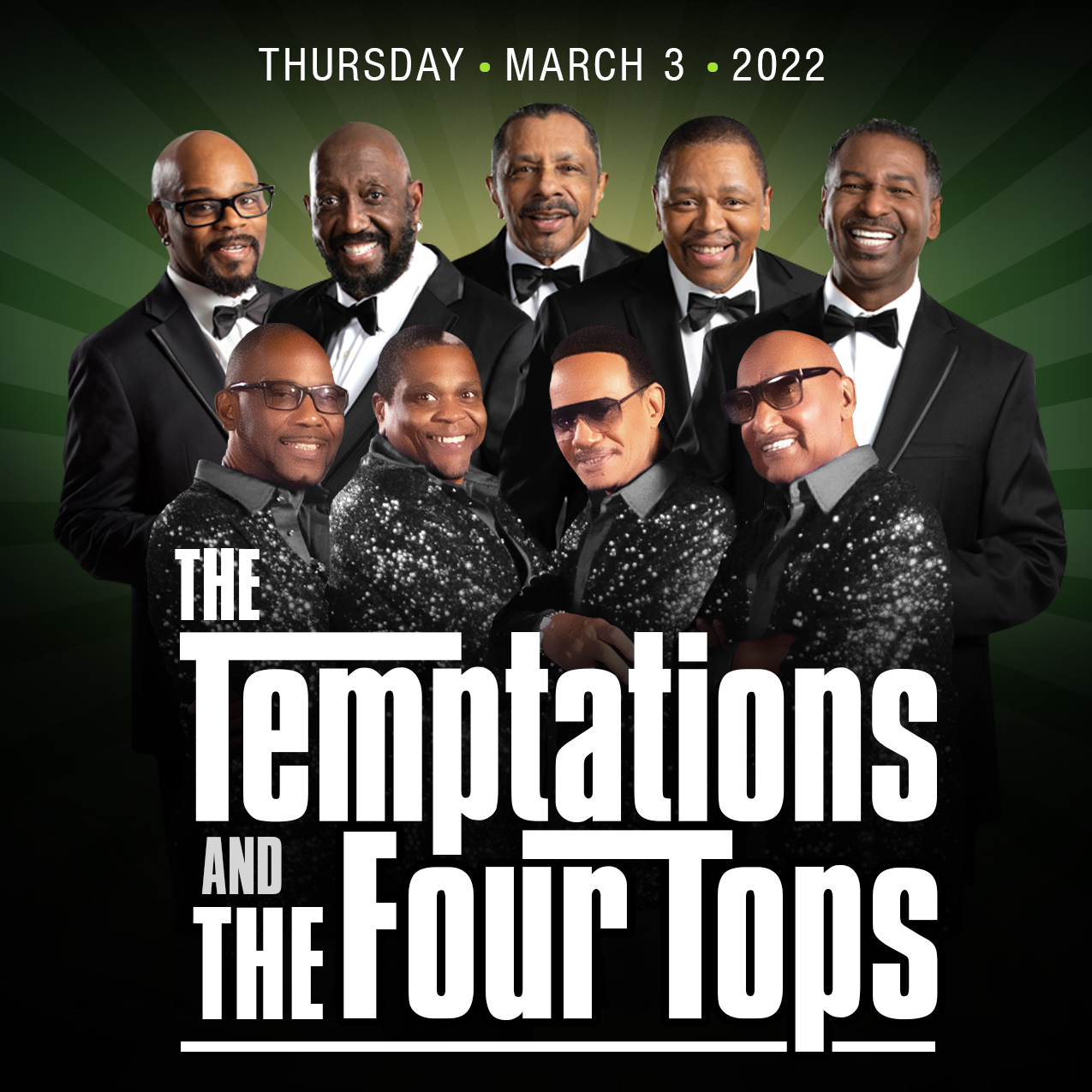 Temptations and Four Tops